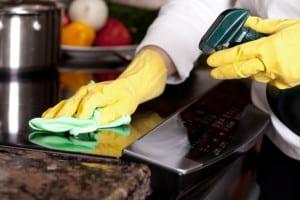 شركة تنظيف منازل بالكامل