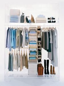 افضل طريقة لترتيب الملابس بجدة